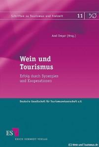 @ Dreyer, Axel (Hrsg.): Wein und Tourismus.  Erich Schmidt Verlag, Berlin 2010