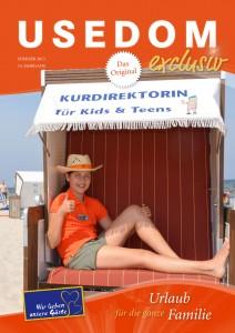 Das Magazin USEDOM exclusiv, herausgegeben vom Nordlichtverlag