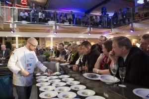 Das Vorfinale zum Wettbewerb 2013 in Köln (Quelle: ©Koch des Jahres/ Melanie Bauer Photodesign