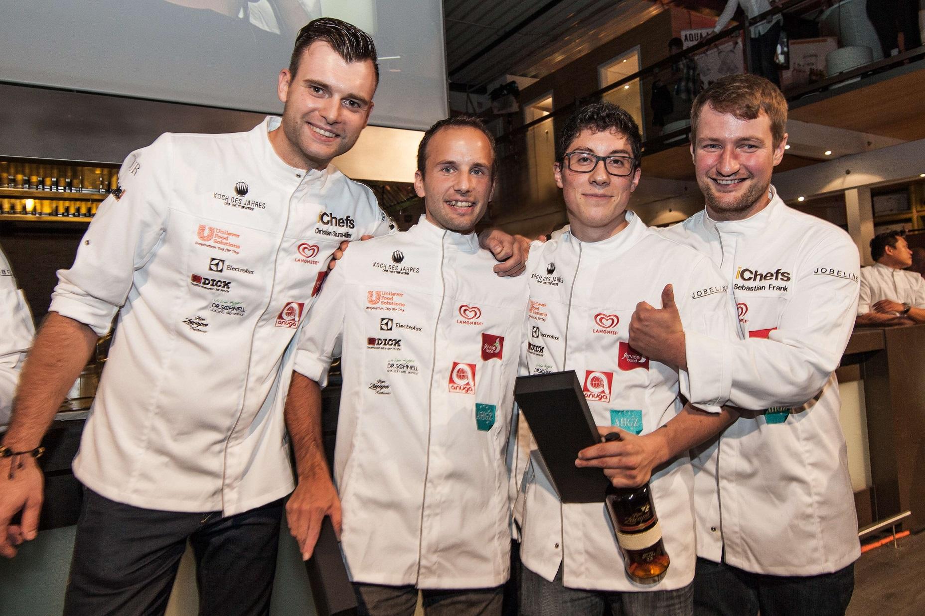 vorfinale zum koch des jahres in köln - zwei finalisten stehen, Modern dekoo