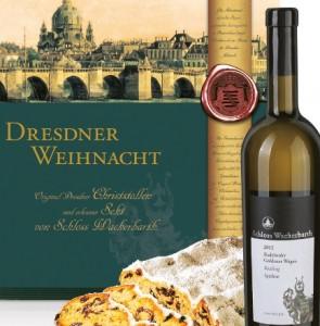 Dresdner Weihnacht-Riesling (Quelle: HOGASPORT GmbH)