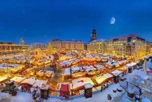 """""""Striezelmarkt"""" in Dresden (Quelle: HOGASPORT GmbH)"""