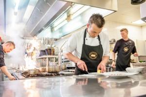 Küchenchef André Schneider (Quelle: Strandhotel Glücksburg)