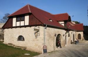 Die Edelbrennerei Schloss Neuenburg