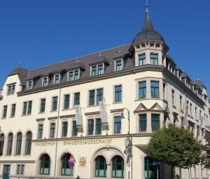 Hotel Kaiserhof in Radeberg (Quelle: HOGA SPORT)