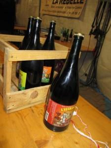 Beim Bierfest stellen  kleine, regionale  Brauereien ihre Produkte vor (Foto: Andreas Lotter)