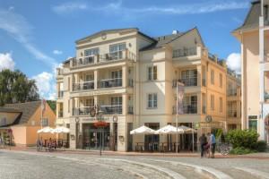 Ostseeresidenz Seebad Heringsdorf  (Foto: Seetel Hotels)