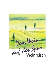 """Logo des Reiseveranstalters """"Dem Wein auf der Spur"""" (Quelle: Thomas Köster)"""