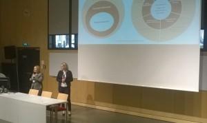 Vortag der Alumni Jasmin Gütermann und Christina Warter bei der internationalen Konferenz zum Kulinarischen Tourismus in Wien